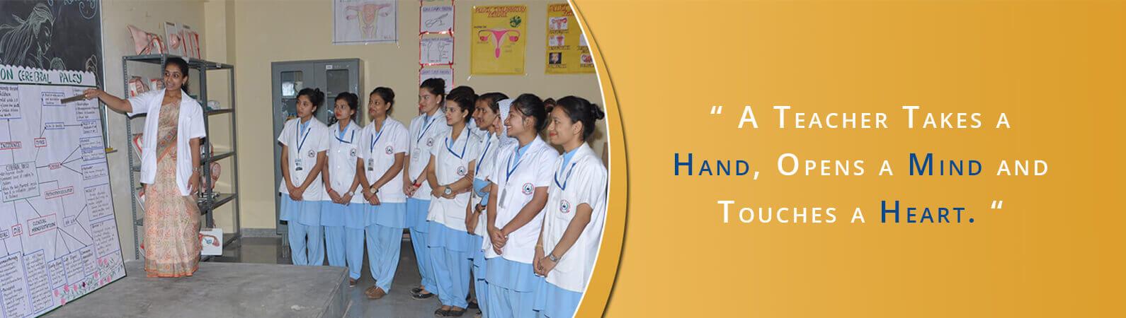 BSc Nursing colleges in Bangalore   B Sc Nursing Programme